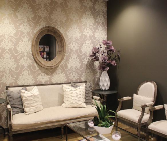 Lobby - Concierge Aesthetics - Irvine (Orange County)