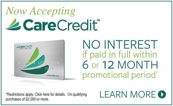 Concierge Aesthetics Now Accepts CareCredit