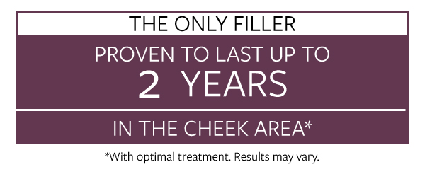 Juvederm Voluma XC - Lasts Up to 2 Years