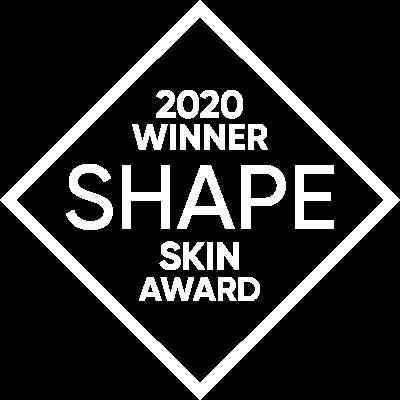 Shape Magazine Winner - Logo