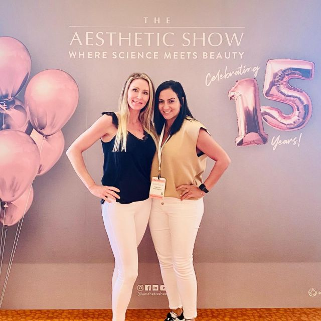 At Concierge Aesthetics, our Providers are constantly studying, attending seminars and training to stay at the forefront of the rapidly changing aesthetics field/industry.  Stacy and Susie are currently in Las Vegas at the annual The Aesthetic Show.  This 5-day conference is where aesthetics professionals from around the World gather to attend educational workshops, meet with vendors, learn about groundbreaking solutions redefining the current and future trends in medical aesthetics and much much more. . #beautiful #loveconciergeaesthetics #bestmedspaoc #irvine #orangecounty #skincare #skin #oc #bestmedspa #alwayslearning #aestheticshow #conciergeaesthetics